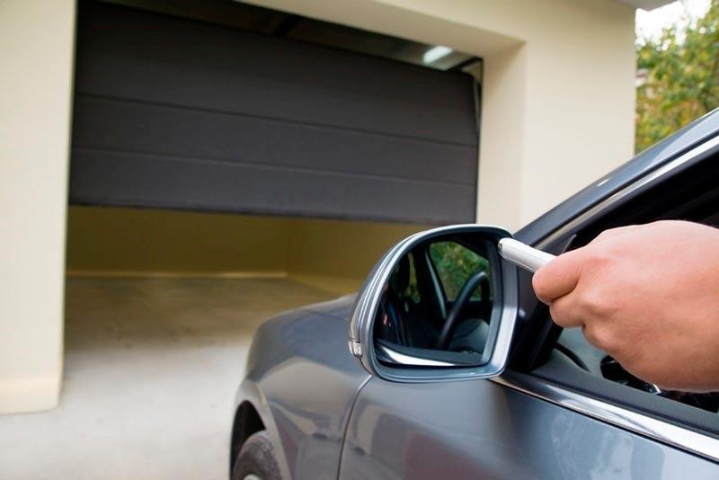 Elección para comprar puertas de garaje