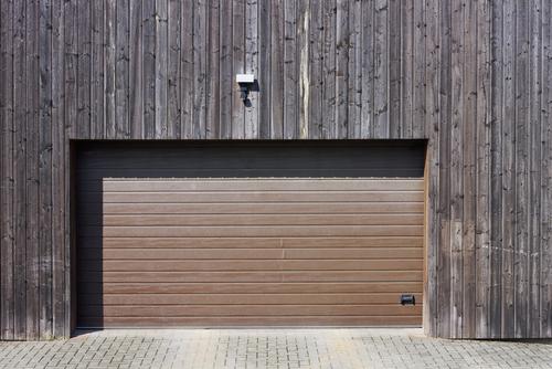 sensor de movimiento puerta de garaje home