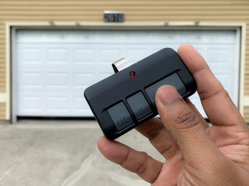 Diferentes tipos de mecanismos para las puertas de garaje